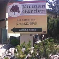 Rental info for 444 Kirman Avenue in the Washoe Regional Center area