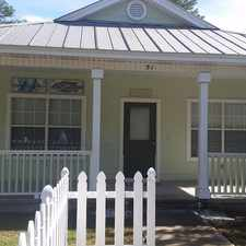 Rental info for South of 30a home just walking distance to the beach!