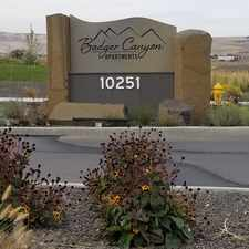 Rental info for Badger Canyon in the Pasco area
