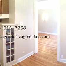 Rental info for W Thorndale Ave & N Winthrop Ave