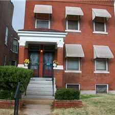 Rental info for Brick 2 bed/1 bath Furnished or Unfurnished in the O'Fallon Park area