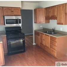 Rental info for Large spacious 2 bedroom condo in the West Woodlawn area