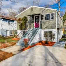 Rental info for $2,850/4br – Takoma Park, MD. Completely renovated detached house, convenient location – walk to metro, shops, buses etc. - – 6707 Westmoreland Avenue, Takoma Park, MD in the Brightwood - Manor Park area