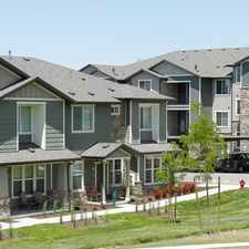 Rental info for The Parc on Center in the Orem area