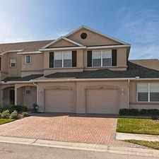 Rental info for Lakeside at Seven Oaks in the Wesley Chapel area