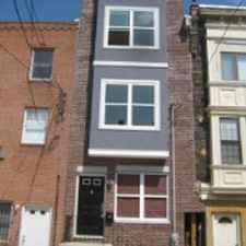 Rental info for 1241 South 2nd Street in the Queen Village - Pennsport area