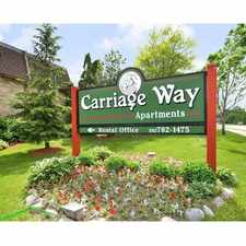 Rental info for Carriage Way Apartments