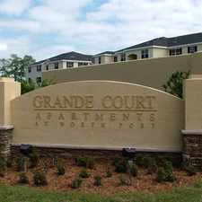 Rental info for Grande Court North Port