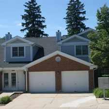 Rental info for Highland Springs