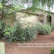 Rental info for 3866 E. Bright View Street