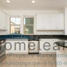 Rental info for 1828 Olive Green Street in the San Diego area