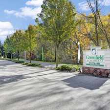Rental info for Greenfield Apartment Homes in the Creston area