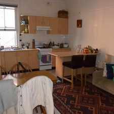 Rental info for 1 / 2 BEDROOM APARTMENT + LOCK UP GARAGE