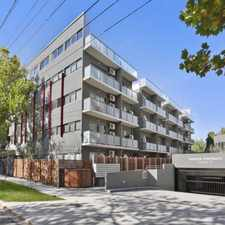 Rental info for MODERN AND FURNISHED APARTMENT in the Melbourne area