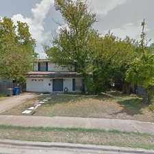 Rental info for Single Family Home Home in Austin for For Sale By Owner in the West Congress area