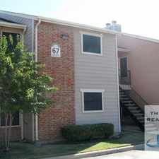 Rental info for 1810 East Peters Colony Road in the Dallas area