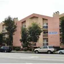 Rental info for Nordhoff Tower Apartments in the Los Angeles area