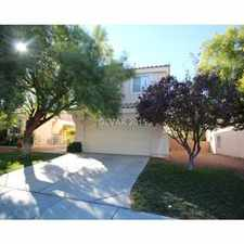 Rental info for 89052 - 3 bed 3 bath - WD 1.16 in the Anthem area