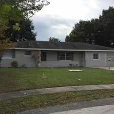 Rental info for 3/2 Home For Rent in Winter Haven
