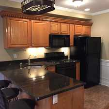 Rental info for Only 1 Month Security Deposit required and just lowered by $50 bucks   Nice 1 bedroom with indoor parking, elevator building & pet friendly in the Hoboken area