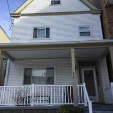 Rental info for 625 Bellefonte Street in the Pittsburgh area