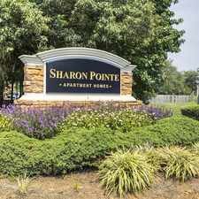 Rental info for Sharon Pointe in the Charlotte area