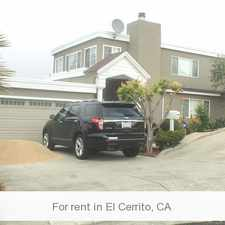 Rental info for Step into this beautiful El Cerrito home.