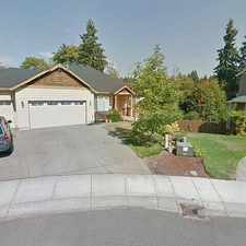 Rental info for Single Family Home Home in Ridgefield for For Sale By Owner