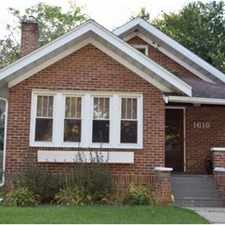 Rental info for Updated 2 bedroom 1 bath all brick in the Rockford area