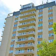 Rental info for Terrace Tower in the Garneau area