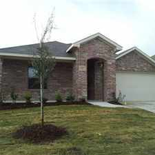 Rental info for Beautiful Home in Princeton Tx