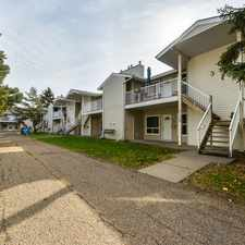 Rental info for Westridge Manor - 2 Bedroom Townhome for Rent in the Callingwood North area