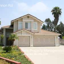 Rental info for 1011 Cannon Rd