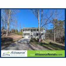 Rental info for 4 bed, 3 bath, 2 story home, nice patio area, deck outback, newly remodeled
