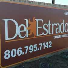 Rental info for Del Estrado