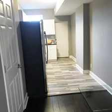 Rental info for Beautifully renovated 3 bedroom large open floor plan rowhome!! in the Baltimore area