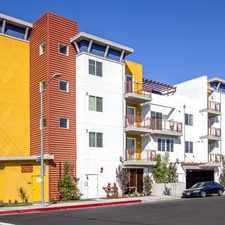 Rental info for The Azure in the Los Angeles area