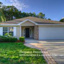 Rental info for 11141 Coldfield Dr in the Sandalwood area