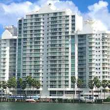 Rental info for 5900 Collins Avenue