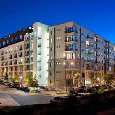 Rental info for AMLI Old 4th Ward in the Inman Park area