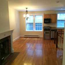 Rental info for Charles St in the Beacon Hill area