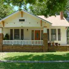 Rental info for 3412 Duval Street in the North University area