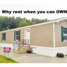 Rental info for Pine Ridge Mobile Home Park in the North Ridgeville area