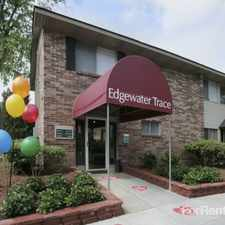 Rental info for Edgewater Trace