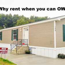 Rental info for Pine Ridge Mobile Home Park