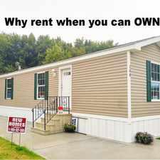 Rental info for Pine Ridge Mobile Home Park