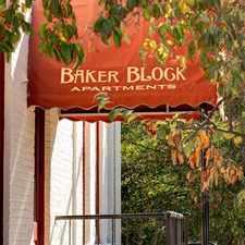 Rental info for Baker Block Apartments
