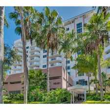 Rental info for 1621 Bay Road #413