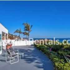 Rental info for Ocean View Malibu Home