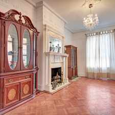 Rental info for A HOME WITH HISTORIC DETAIL ..A TRUE FIND INDEED! in the West Side area